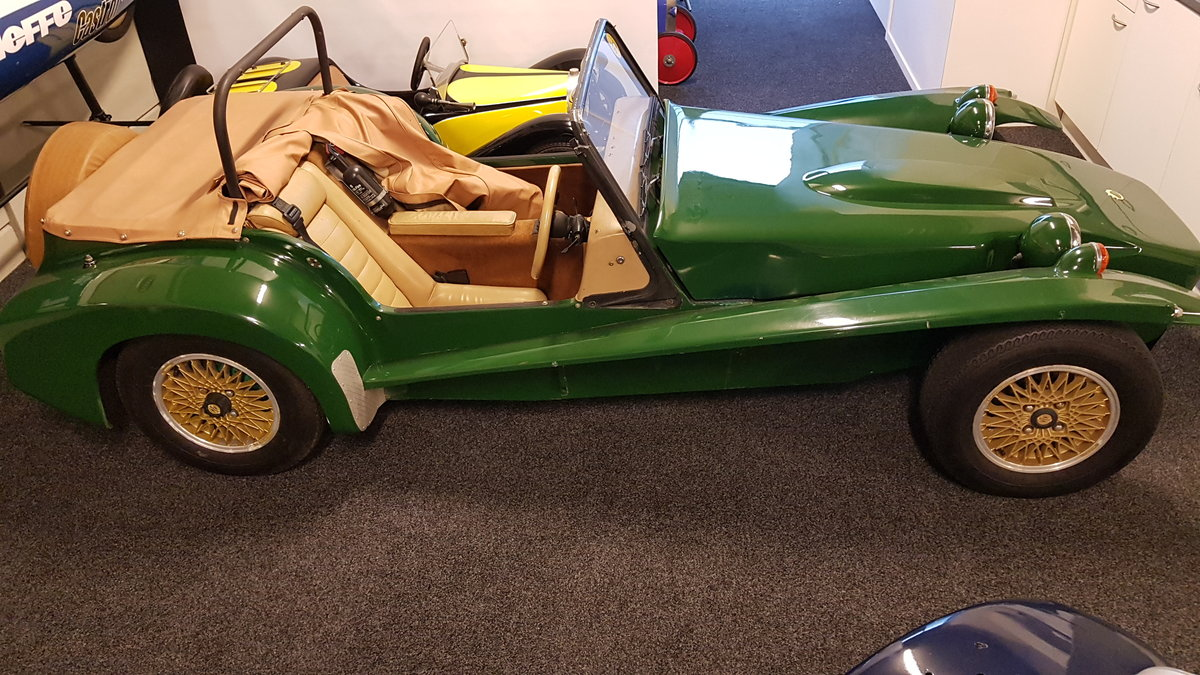 1970 Lotus 7 S4 For Sale (picture 6 of 6)