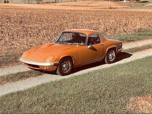 1971 Lotus Elan Coupe For Sale