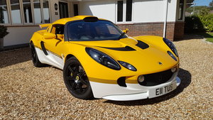 2008 Lotus Exige Sprint 240BHP first car produced