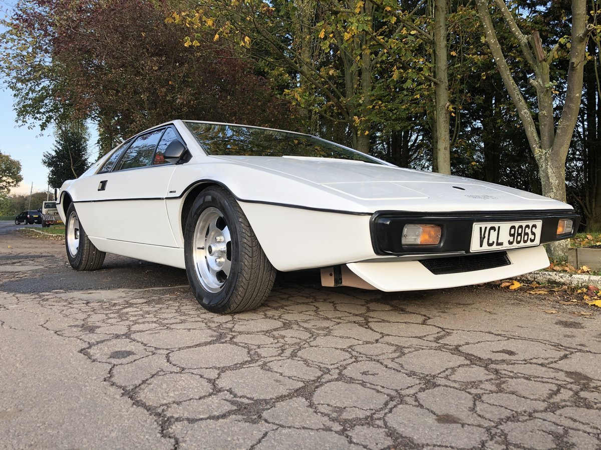 1977 LOTUS ESPRIT S1 For Sale (picture 4 of 6)