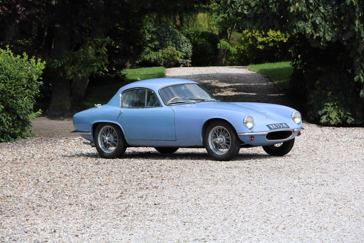 1960 Unique two owner from new Lotus Elite Type 14 For Sale (picture 1 of 6)