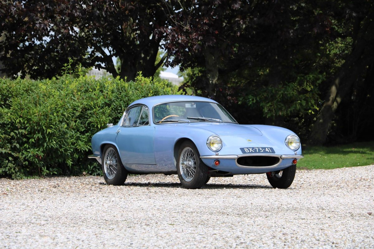 1960 Unique two owner from new Lotus Elite Type 14 For Sale (picture 2 of 6)