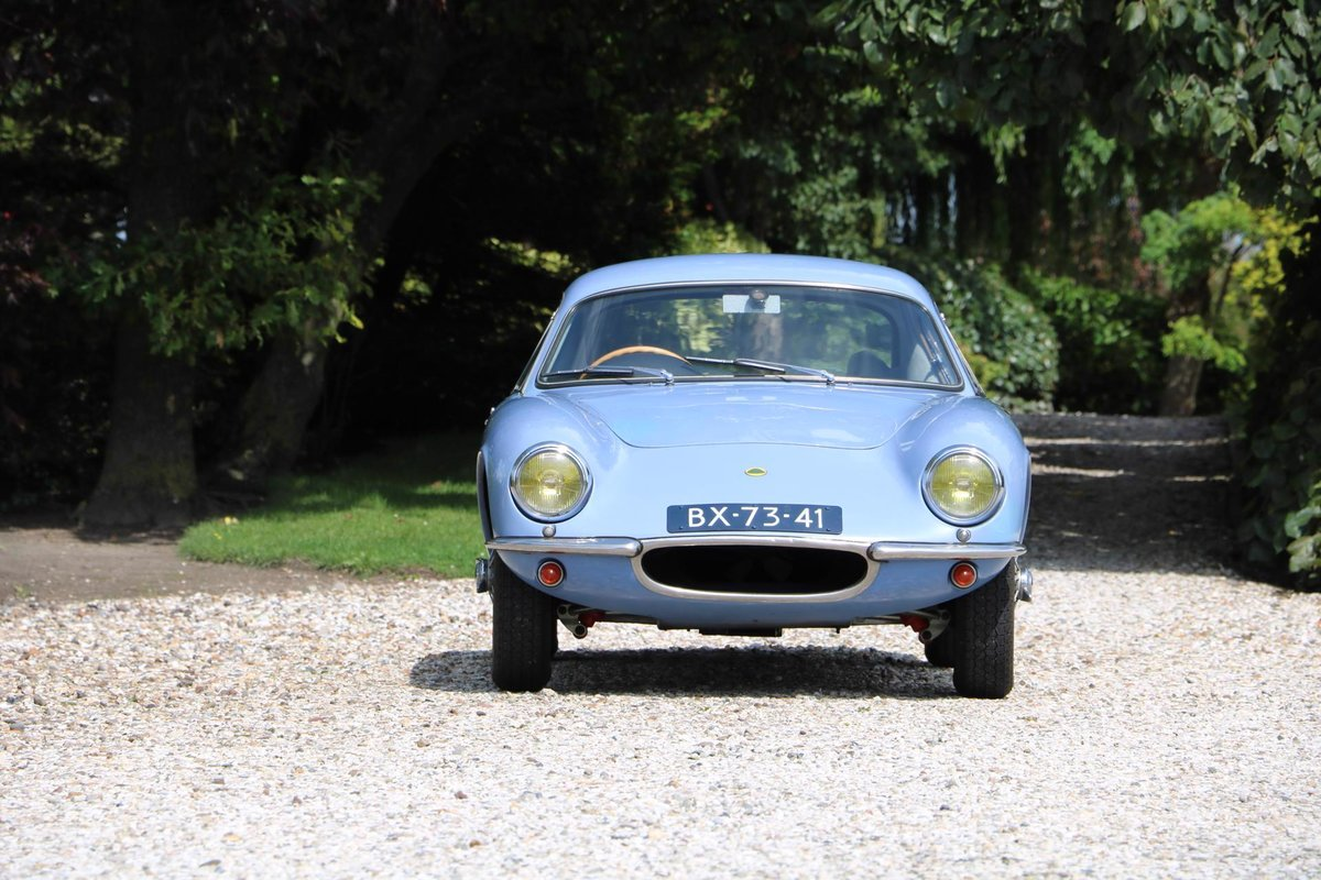 1960 Unique two owner from new Lotus Elite Type 14 For Sale (picture 3 of 6)