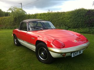 Lotus elan Sprint For Sale