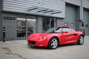 1998 Lotus Elise S1 - 52K miles - MMC - CalypsoRed