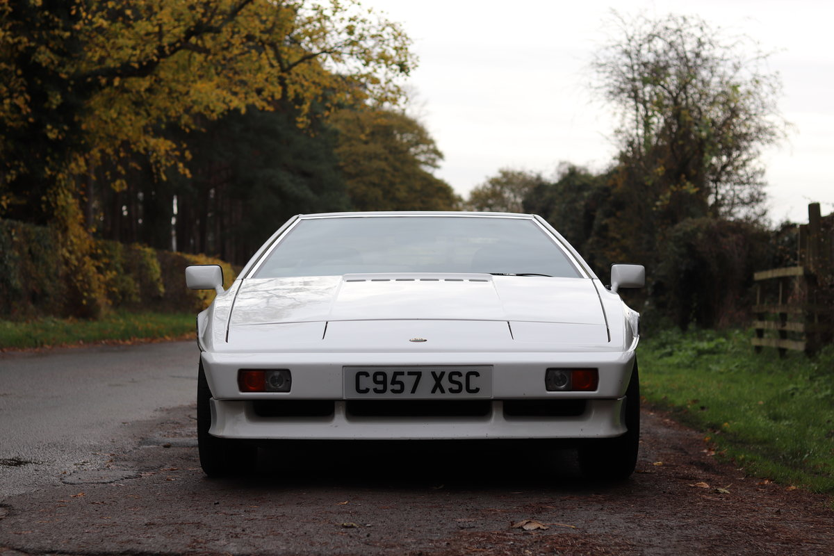 1986 Lotus Esprit Turbo - 1985 Motor Show Car For Sale (picture 2 of 23)