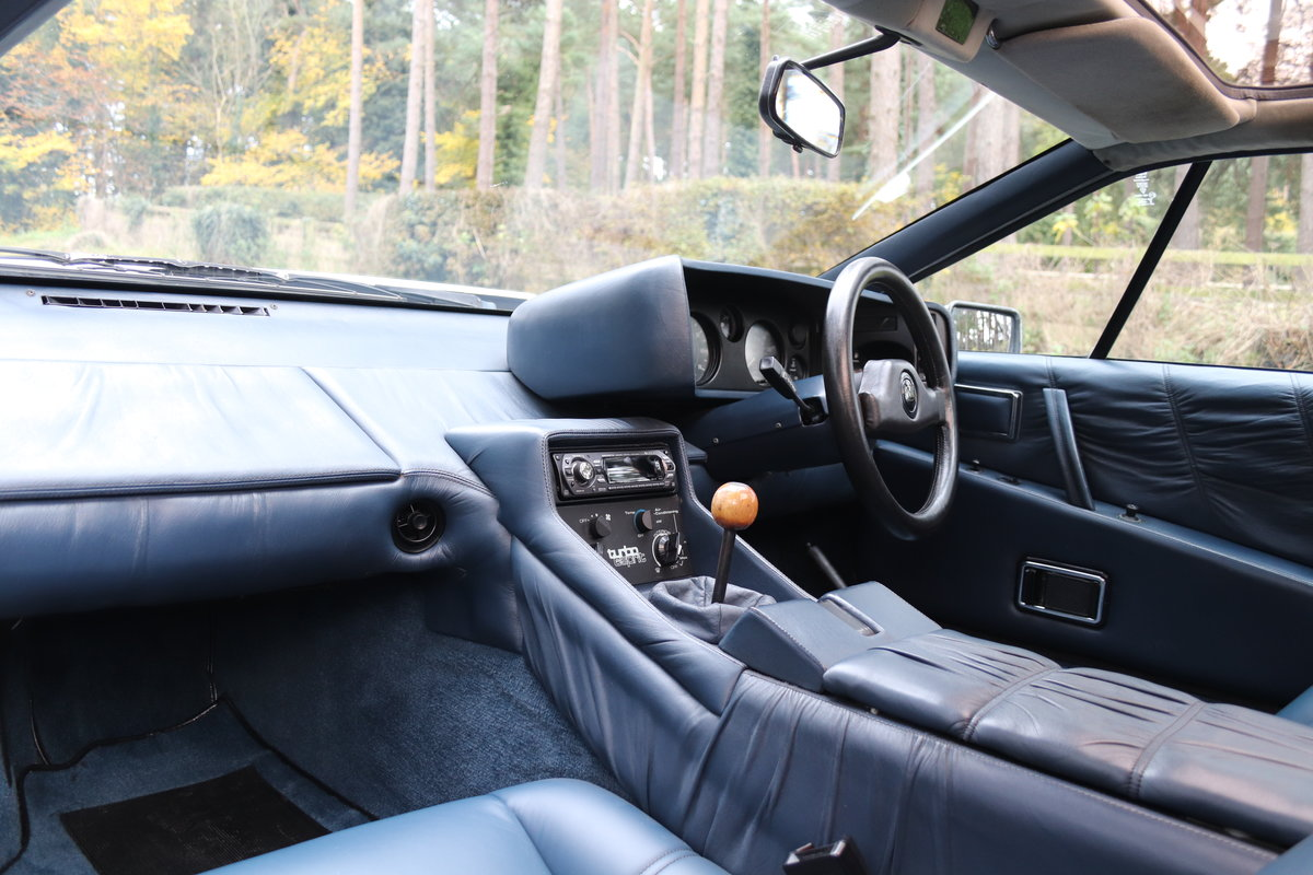 1986 Lotus Esprit Turbo - 1985 Motor Show Car For Sale (picture 11 of 23)
