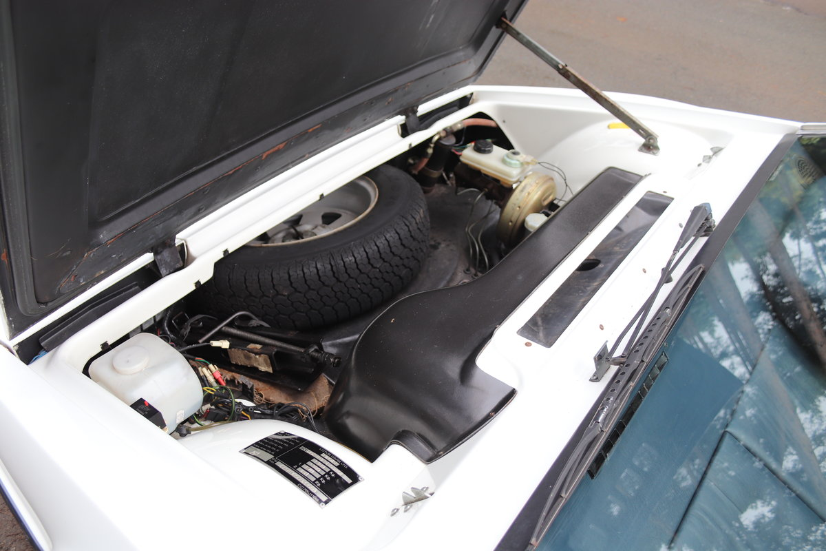 1986 Lotus Esprit Turbo - 1985 Motor Show Car For Sale (picture 19 of 23)