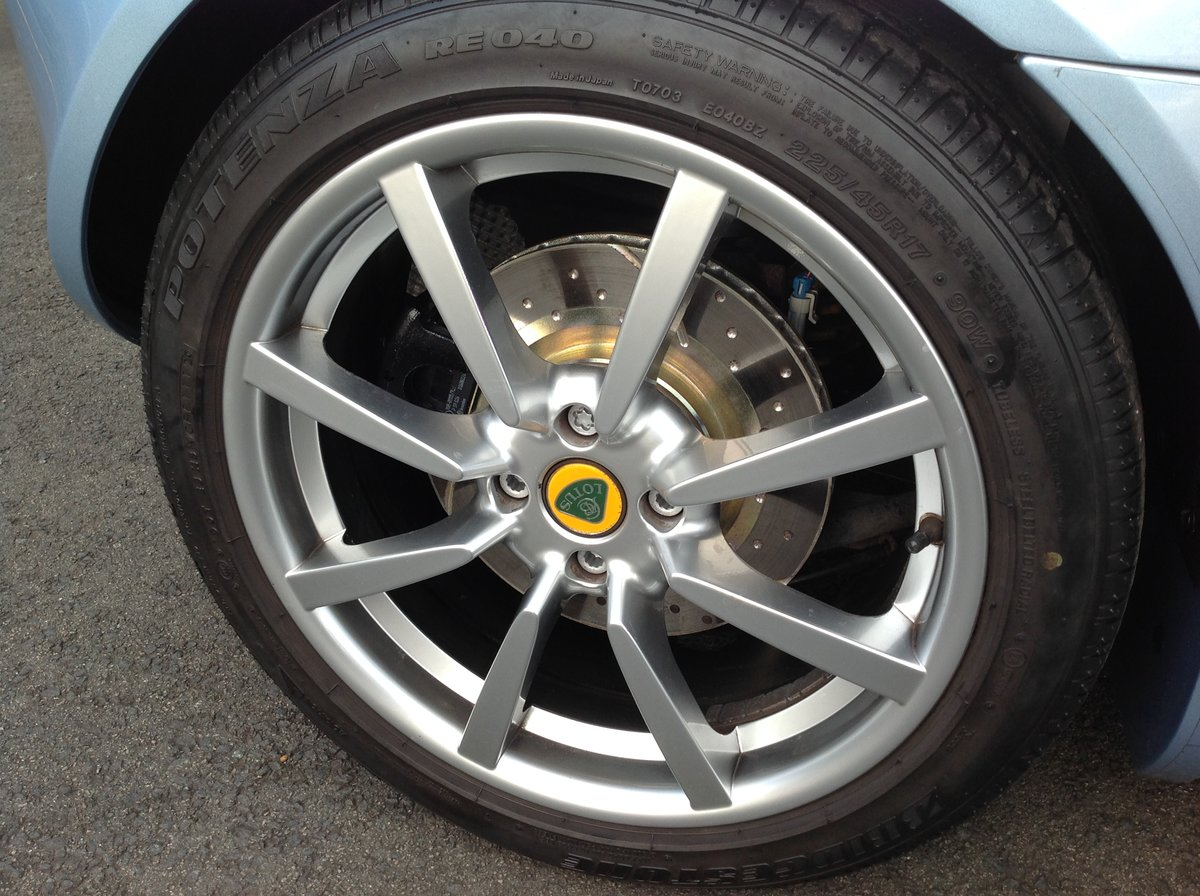 2006 Lotus Elise 111R Touring (189 BHP) For Sale (picture 3 of 6)