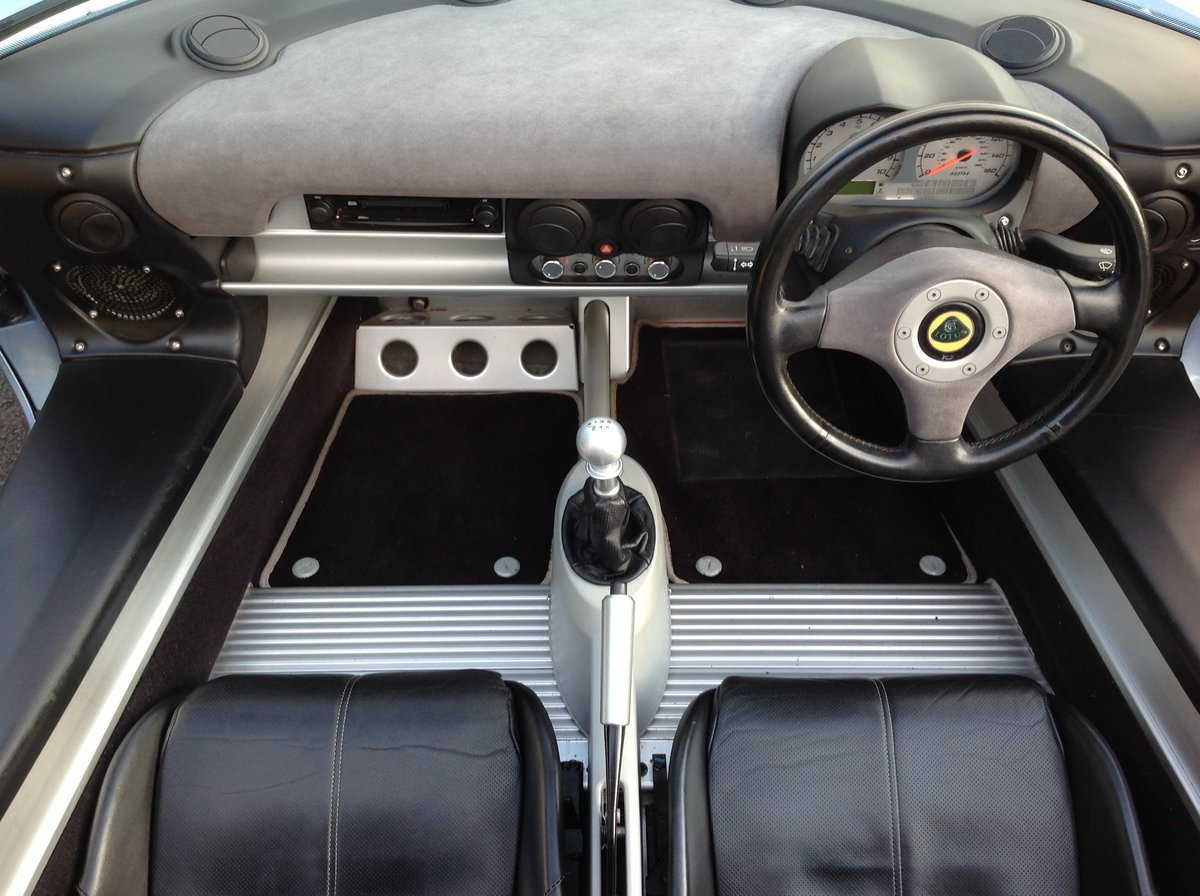 2006 Lotus Elise 111R Touring (189 BHP) For Sale (picture 4 of 6)
