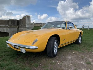 1974 Elan +2 Spyder Zetec For Sale