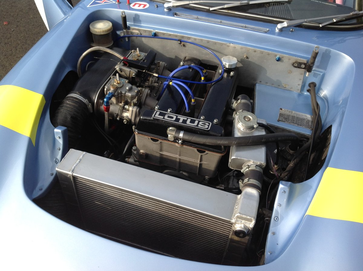 1968 Lotus Elan S3 FHC HSCC Race Car For Sale (picture 2 of 6)