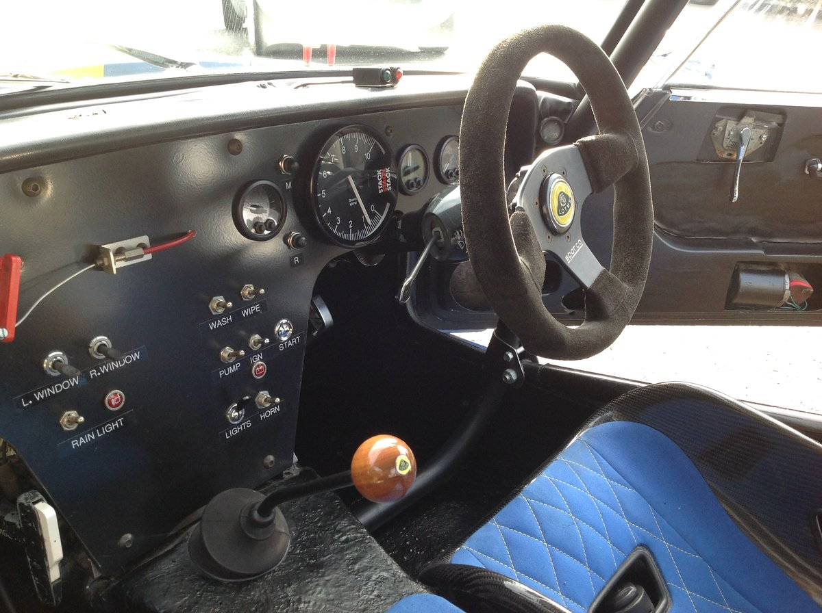 1968 Lotus Elan S3 FHC HSCC Race Car For Sale (picture 3 of 6)