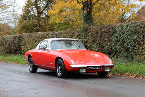 1971 Lotus Elan +2 S130 4 For Sale
