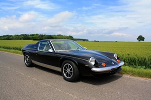 Lotus Europa Twin-Cam 5 Speed Special JPS, 1973.  For Sale