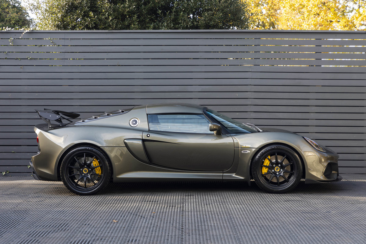 2019 LOTUS EXIGE SPORT 410 COUPE - NEW For Sale (picture 3 of 21)
