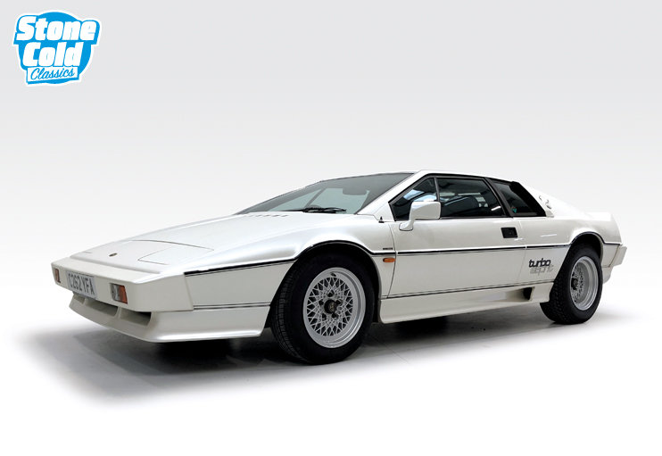 1985 Lotus Esprit Turbo Pearlescent white *DEPOSIT TAKEN* SOLD (picture 1 of 10)