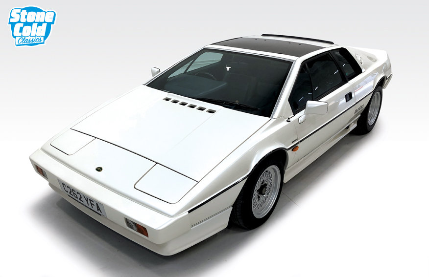 1985 Lotus Esprit Turbo Pearlescent white *DEPOSIT TAKEN* SOLD (picture 4 of 10)