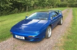 1990 Esprit Turbo - Tuesday 10th December 2019