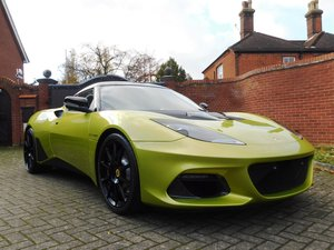 2019  New Lotus Evora GT410 Sport