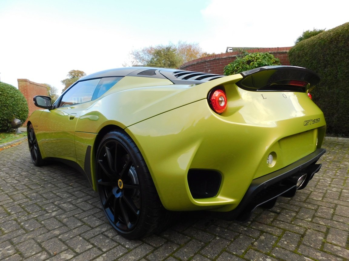 2020 New Lotus Evora GT410 Sport (PRICE REDUCTION) For Sale (picture 5 of 11)