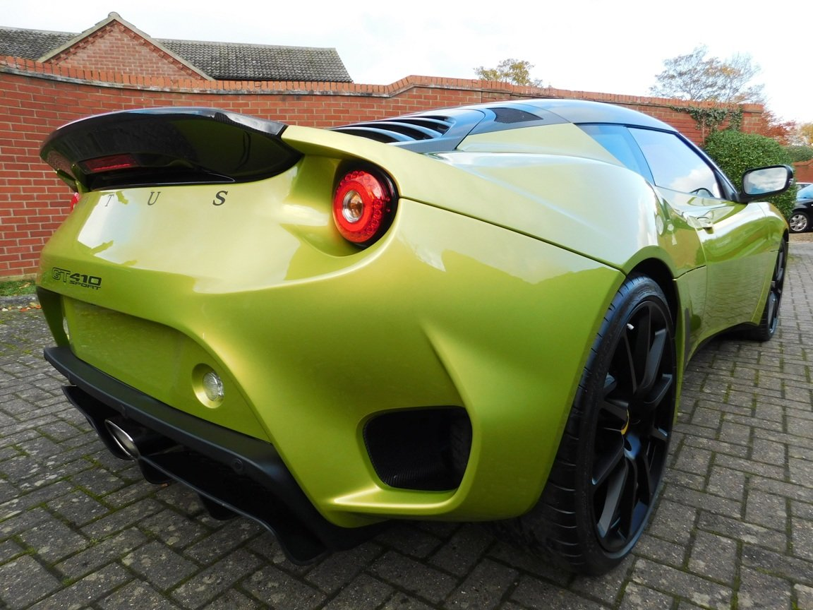 2020 New Lotus Evora GT410 Sport (PRICE REDUCTION) For Sale (picture 6 of 11)
