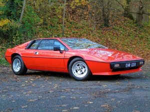 Lotus Esprit 2.0 S2 2dr TRUE TIME WARP CONDITION, LOOK