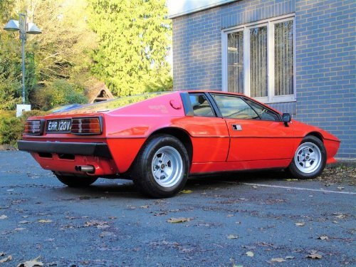1979 Lotus Esprit 2.0 S2 2dr TRUE TIME WARP CONDITION, LOOK  SOLD (picture 5 of 10)