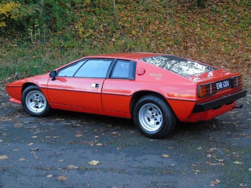 1979 Lotus Esprit 2.0 S2 2dr TRUE TIME WARP CONDITION, LOOK  SOLD (picture 6 of 10)
