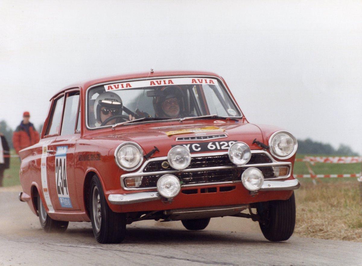 1965 FIA Lotus Cortina For Sale (picture 2 of 6)