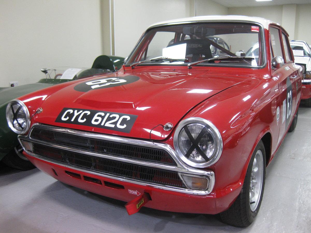 1965 FIA Lotus Cortina For Sale (picture 3 of 6)