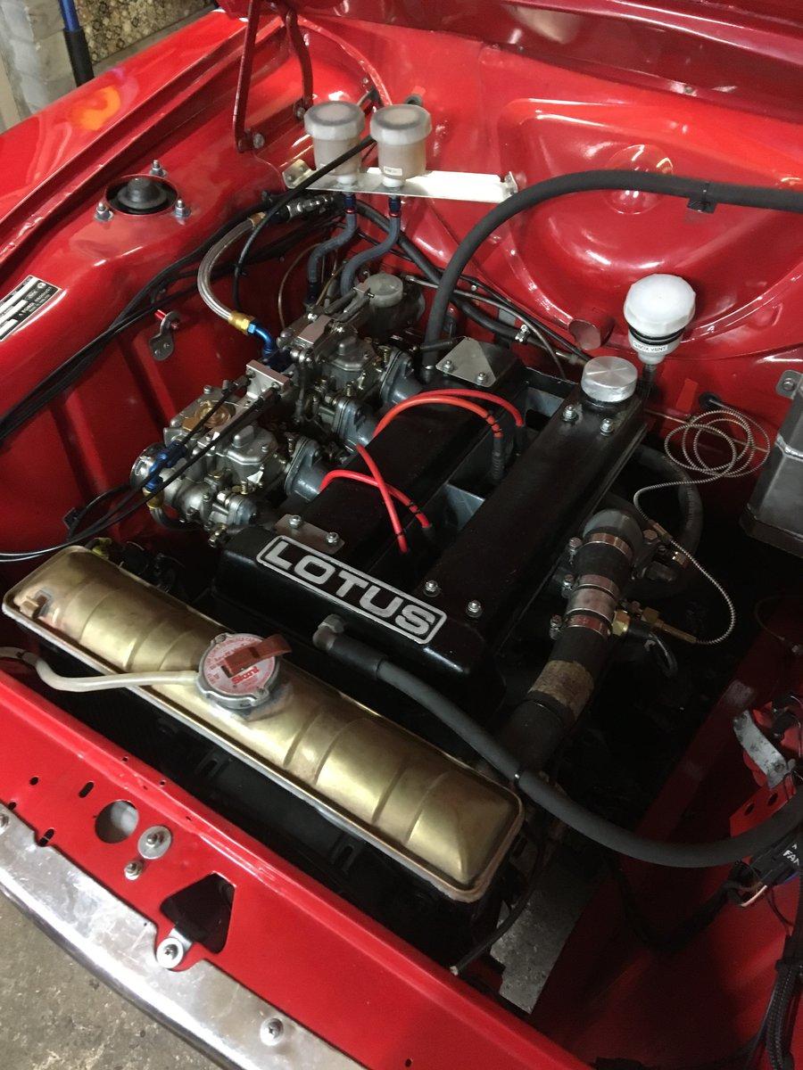 1965 FIA Lotus Cortina For Sale (picture 4 of 6)