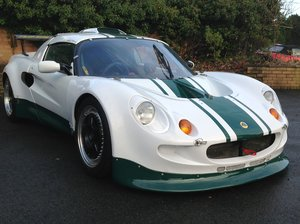 2000 Lotus Elise S1 Race Car