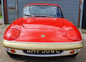 1969 Simply stunning Lotus Elan S3 FHC - Fully restored For Sale