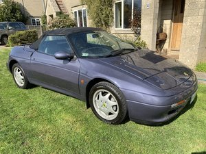 Lotus SE Turbo-M100-Low milage-Unmodified