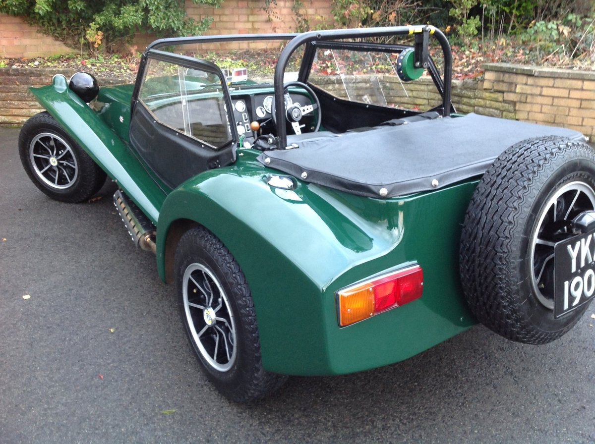1971 Lotus Seven S4 For Sale (picture 2 of 6)