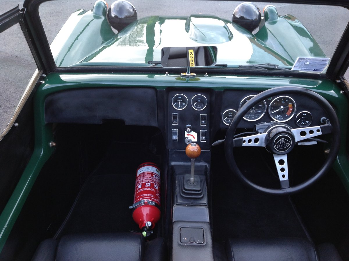 1971 Lotus Seven S4 For Sale (picture 4 of 6)