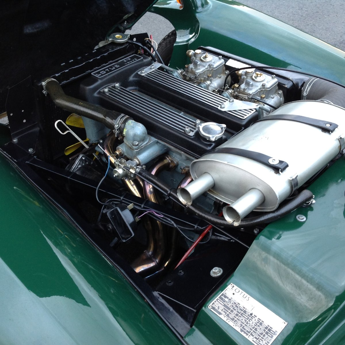 1971 Lotus Seven S4 For Sale (picture 5 of 6)