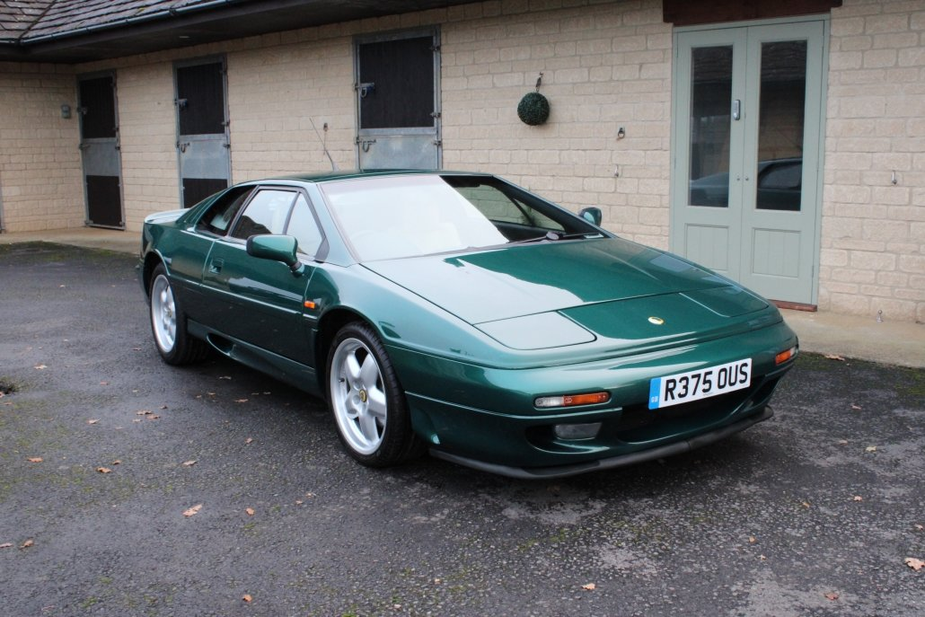 1998 LOTUS ESPRIT GT3 TURBO – 1 owner – £34,950 For Sale (picture 1 of 17)