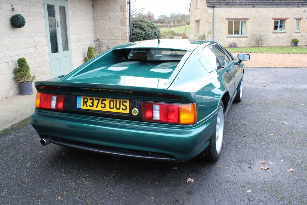 1998 LOTUS ESPRIT GT3 TURBO – 1 owner – £34,950 For Sale (picture 2 of 17)