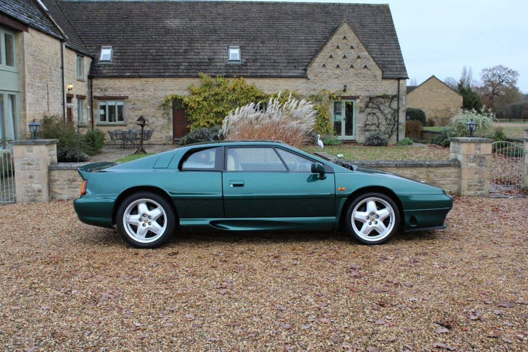 1998 LOTUS ESPRIT GT3 TURBO – 1 owner – £34,950 For Sale (picture 3 of 17)