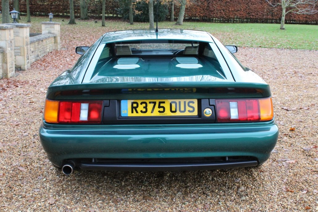 1998 LOTUS ESPRIT GT3 TURBO – 1 owner – £34,950 For Sale (picture 4 of 17)