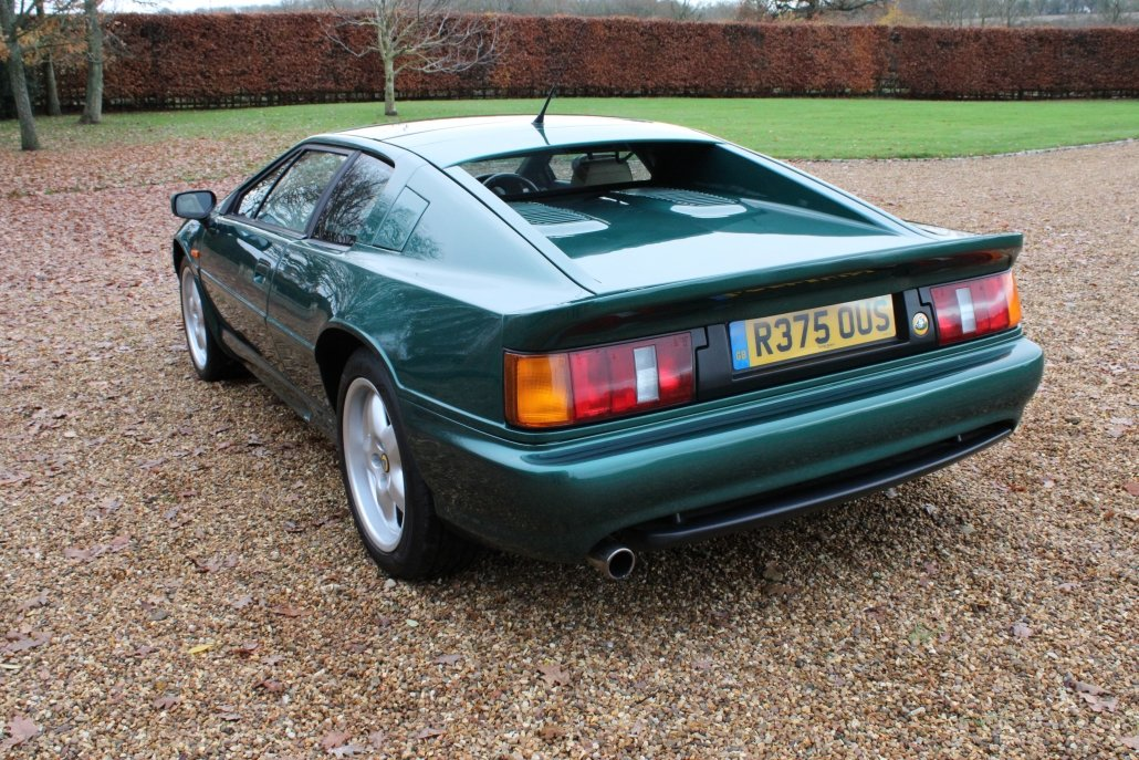 1998 LOTUS ESPRIT GT3 TURBO – 1 owner – £34,950 For Sale (picture 5 of 17)