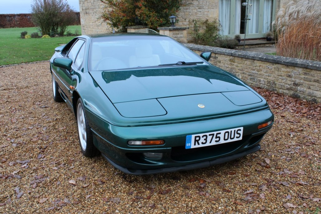 1998 LOTUS ESPRIT GT3 TURBO – 1 owner – £34,950 For Sale (picture 6 of 17)