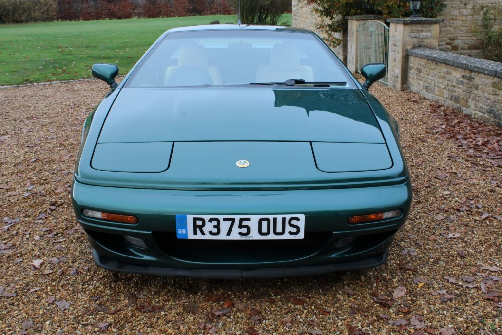 1998 LOTUS ESPRIT GT3 TURBO – 1 owner – £34,950 For Sale (picture 7 of 17)