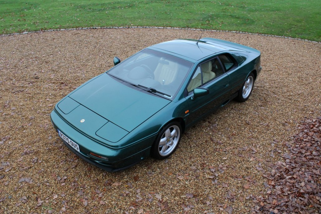 1998 LOTUS ESPRIT GT3 TURBO – 1 owner – £34,950 For Sale (picture 8 of 17)