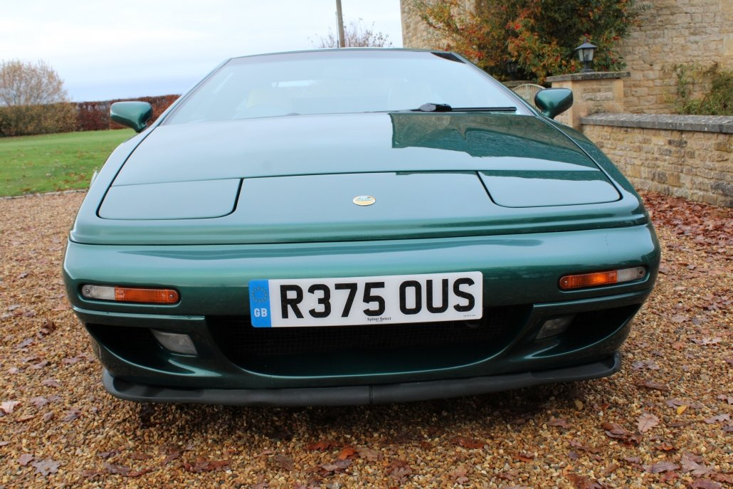 1998 LOTUS ESPRIT GT3 TURBO – 1 owner – £34,950 For Sale (picture 9 of 17)