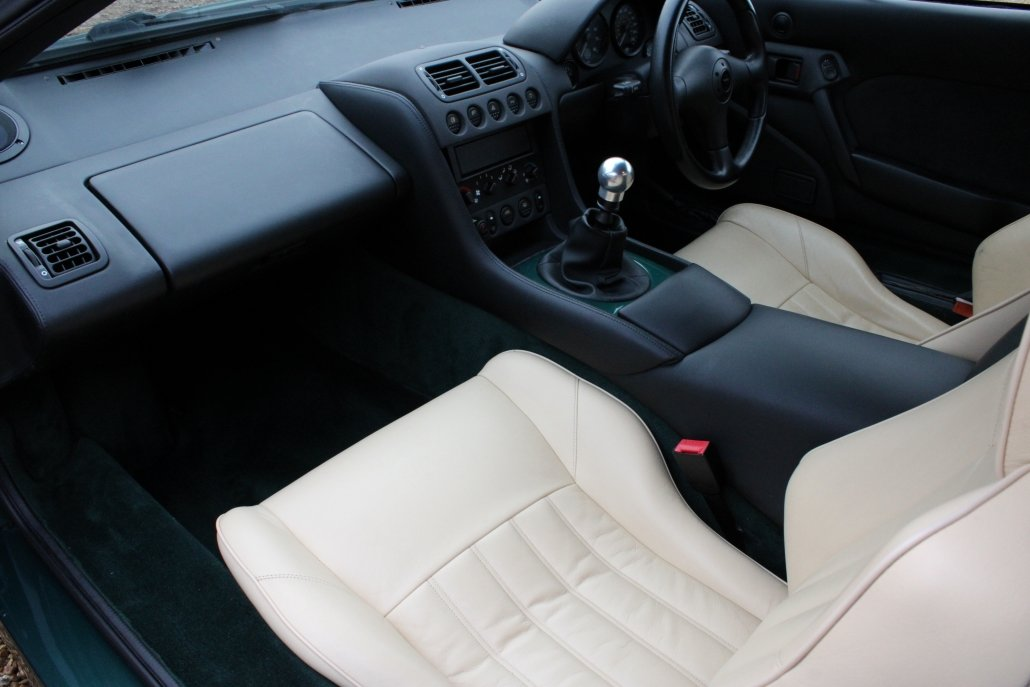 1998 LOTUS ESPRIT GT3 TURBO – 1 owner – £34,950 For Sale (picture 10 of 17)