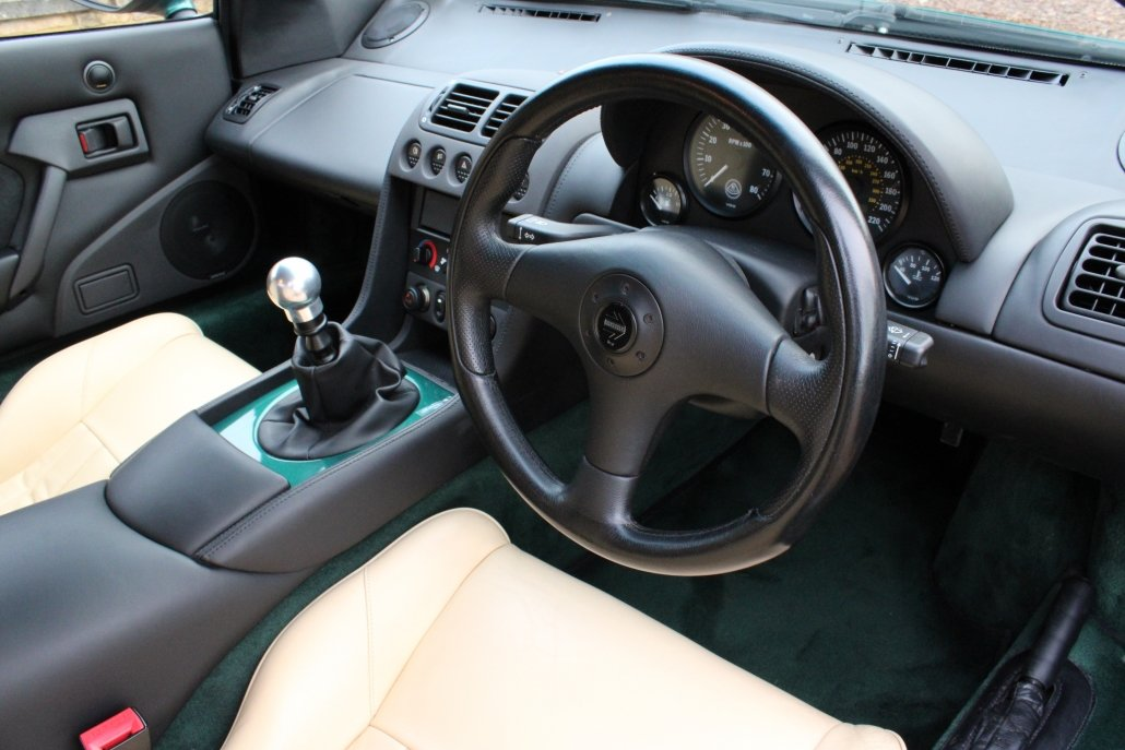 1998 LOTUS ESPRIT GT3 TURBO – 1 owner – £34,950 For Sale (picture 12 of 17)