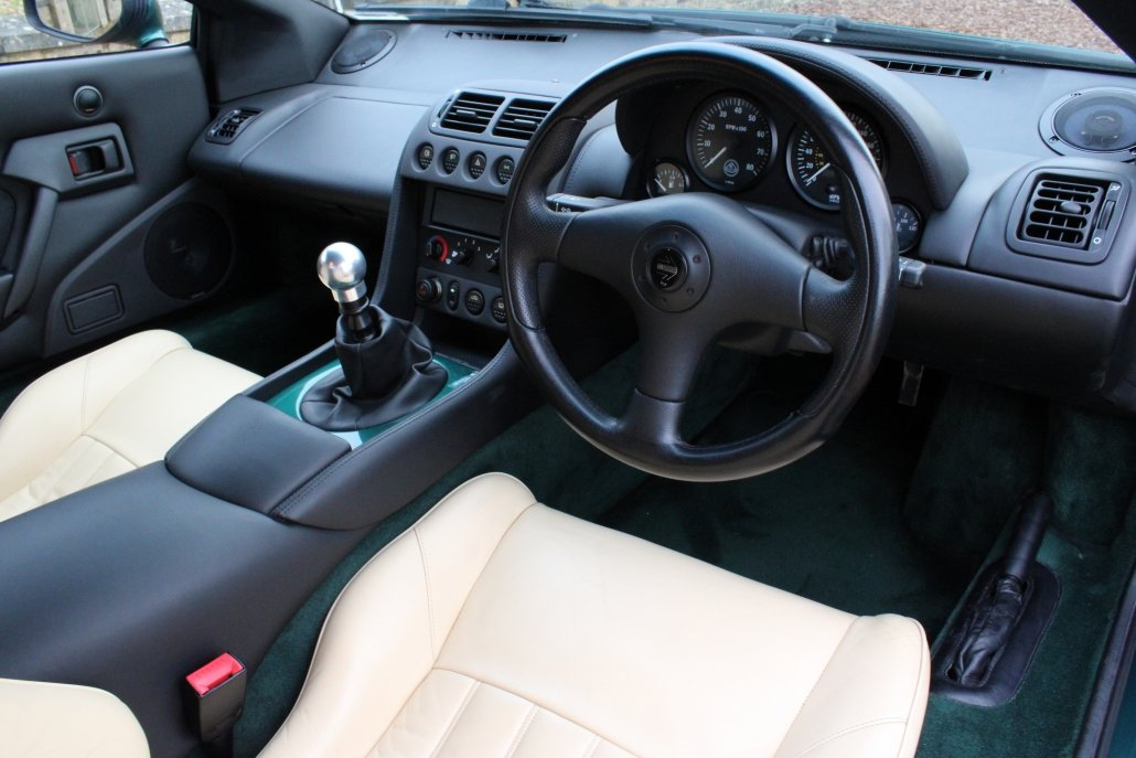 1998 LOTUS ESPRIT GT3 TURBO – 1 owner – £34,950 For Sale (picture 14 of 17)